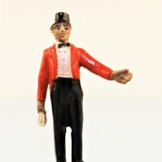 Figuras de Goma y PVC: JECSAN ORIGINAL. PRESENTADOR DEL CIRCO DE JECSAN. Lote 123379587