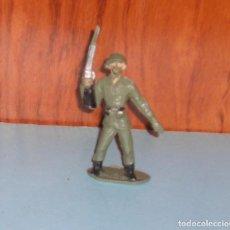 Figuras de Goma y PVC: FIGURAS DE PLÁSTICO LOTE REAMSA COMANSI JECSAN SOLDADO. Lote 123412443