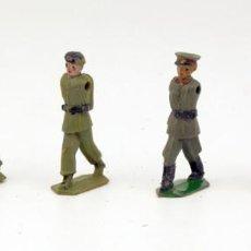 Figuras de Goma y PVC: LOTE DE 6 SOLDADOS DESFILE TEIXIDO - SIN BRAZOS - MOVILES. Lote 123862799