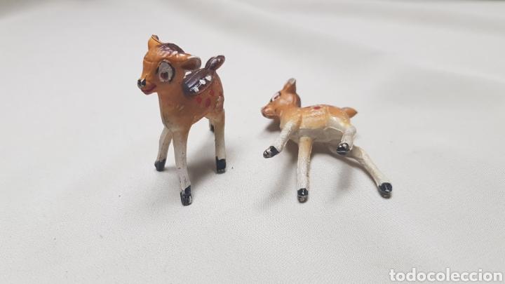 Figuras de Goma y PVC: Camello,oso, 2 tigres ,2 cerbatillos y un leon de pech - Foto 11 - 124147088