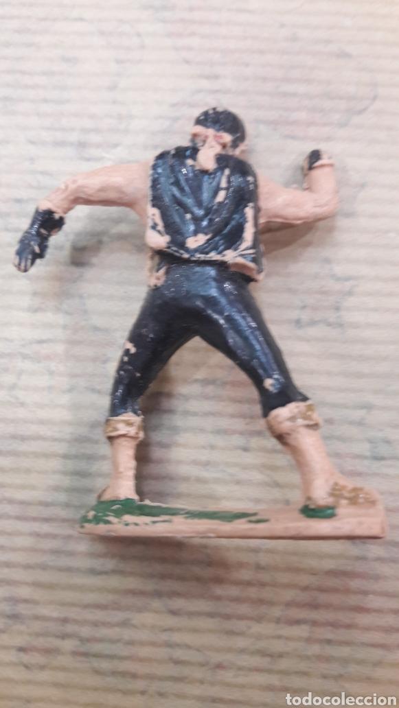 Figuras de Goma y PVC: FIGURA HIJO DEL CAPITÁN CORAJE ESTEREOPLAST - Foto 3 - 124191052