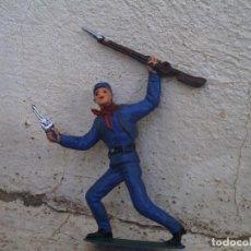 Figuras de Goma y PVC: SOLDADO DE LA BATALLA DE GETTYSBURG. Lote 124299547