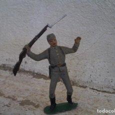 Figuras de Goma y PVC: SOLDADO DE LA BATALLA DE GETTYSBURG. Lote 124299975