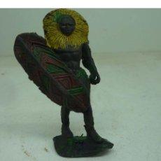 Figuras de Borracha e PVC: AFRICANO ARCLA. Lote 124306787