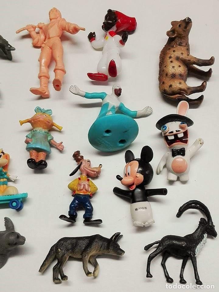 Figuras de Goma y PVC: Lote Muñecos - Foto 3 - 124346043