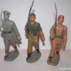 Figuras de Goma y PVC: ANTIGUAS FIGURAS DE GOMA.. Lote 125398147