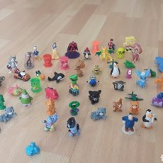 Figuras Kinder: LOTE DE + DE 50 FIGURITAS TIPO KINDER O SIMILAR. Lote 124411636