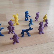 Figuras de Goma y PVC: DUNKIN...LOTE 11 FIGURAS DISNEY DISTINTAS..... Lote 124412060