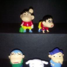 Figuras Kinder: COLECCIÓN KINDER SORPRESA SHINCHAN. Lote 124419940