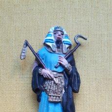 Figuras de Goma y PVC: LOTE JECSAN 3 FIGURAS EGIPCIOS. Lote 124445562