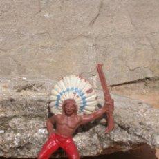 Figuras de Goma y PVC: FIGURA PECH. Lote 124600003