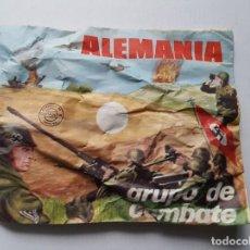 Figuras de Goma y PVC: SOBRE SIN ABRIR MONTAPLEX ALEMANIA 101. Lote 124643323
