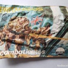 Figuras de Goma y PVC: SOBRE SIN ABRIR MONTAPLEX BRITANICOS. Lote 124646663