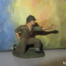 Figuras de Goma y PVC: PECH-AMERICANO FABRICADO EN GOMA. Lote 124698691