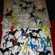 Figuras de Goma y PVC: LOTE DE COMANSI. Lote 124836167