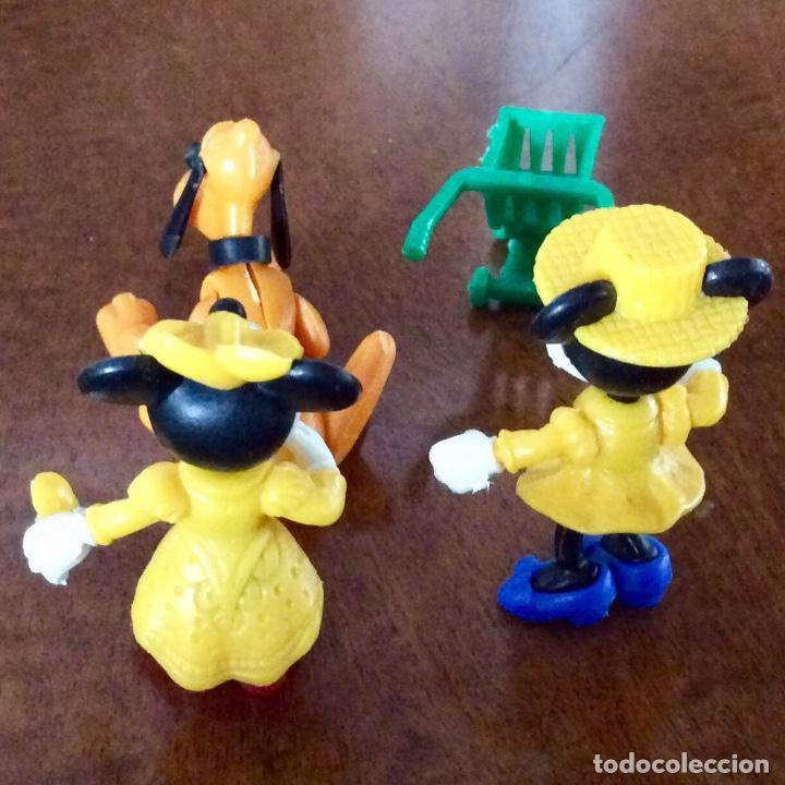 Figuras Kinder: Envío 6€. 3 figuras Disney y un carrito de la compra de 5cm cada una - Foto 4 - 125061571
