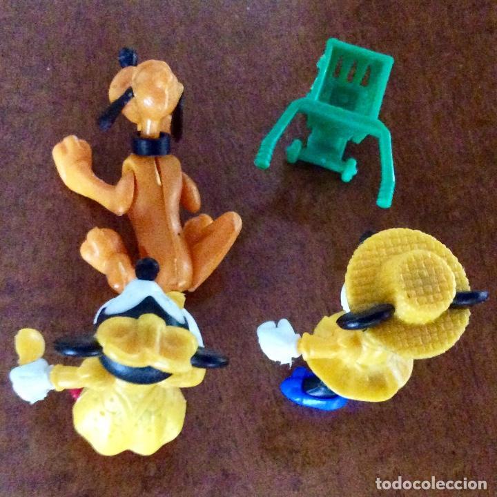 Figuras Kinder: Envío 6€. 3 figuras Disney y un carrito de la compra de 5cm cada una - Foto 5 - 125061571