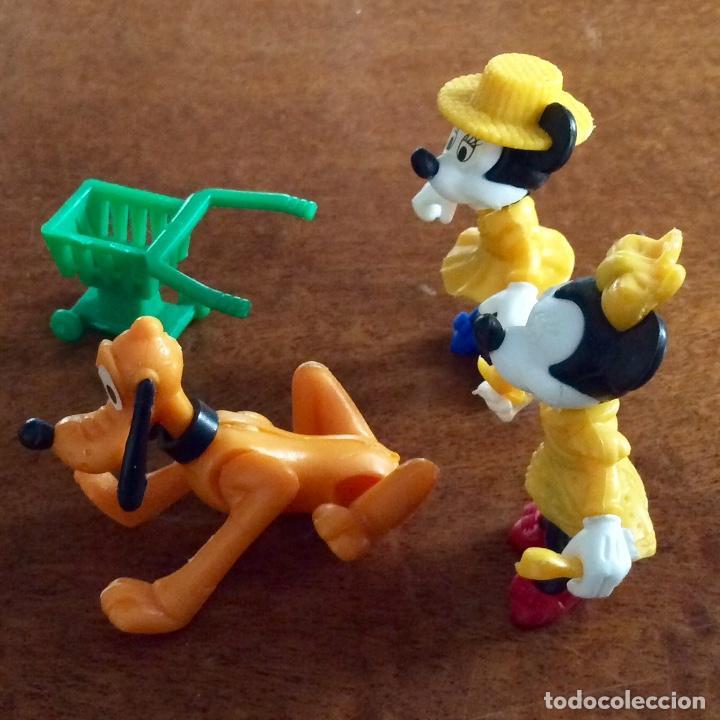 Figuras Kinder: Envío 6€. 3 figuras Disney y un carrito de la compra de 5cm cada una - Foto 6 - 125061571