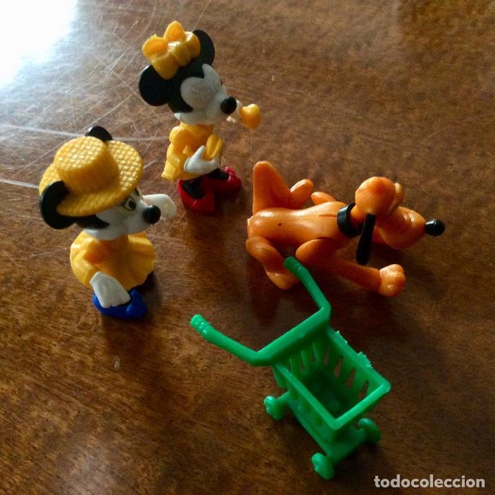 Figuras Kinder: Envío 6€. 3 figuras Disney y un carrito de la compra de 5cm cada una - Foto 7 - 125061571