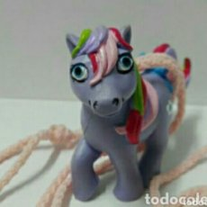 Figuras de Goma y PVC: PONY CÓMICS SPAIN LITTLE PONY PEQUEÑO PONI RAINBOW CABALLO ARCOIRIS FIGURAS PVC CÓMICS SPAIN. Lote 125167252
