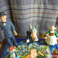 Figuras de Goma y PVC: LOTE 8 FIGURAS DE PVC. Lote 125228739