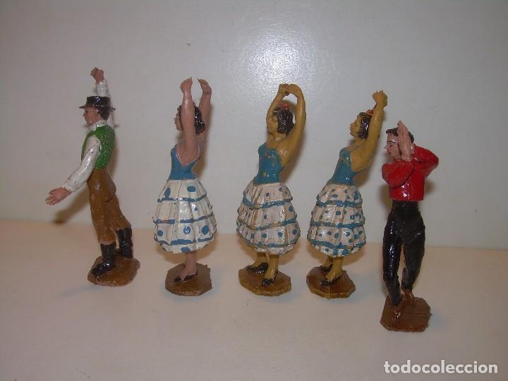 Figuras de Goma y PVC: ANTIGUA FIGURAS. - Foto 2 - 125321219