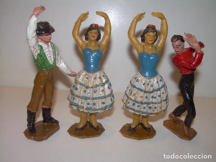 ANTIGUA FIGURAS. (Juguetes - Figuras de Goma y Pvc - Pech)