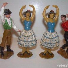 Figuras de Goma y PVC: ANTIGUA FIGURAS.. Lote 125321303