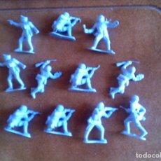 Figuras de Goma y PVC: LOTE DE MUÑECOS DE MONTAPLEX AÑOS 80. Lote 125432095