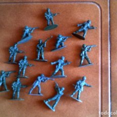 Figuras de Goma y PVC: LOTE DE MUÑECOS DE MONTAPLEX AÑOS 80. Lote 125432243