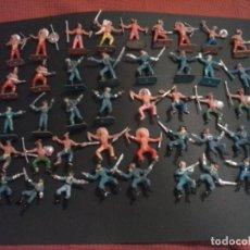 Figuras de Goma y PVC: MINI OESTE COMANSI- FIGURAS. Lote 125436199