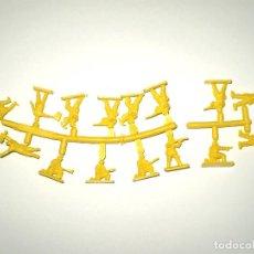 Figuras de Goma y PVC: MONTAPLEX 1 COLADA DE SOLDADOS NORUEGOS DEL SOBRE Nº 163 - COLOR FOTO. Lote 146931840