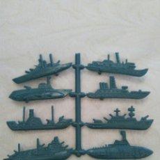 Figuras de Goma y PVC: MONTAPLEX COLADA BARCOS. Lote 125937690
