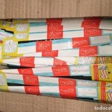 Figuras de Goma y PVC: TIRA DIAPOSITIVA PARA VISOR DE JUGUETE MIRAFILMS AÑOS 60/70. Lote 126088099
