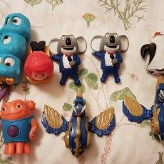 Figuras de Goma y PVC: MUÑECOS MC DONALDS. Lote 126115966