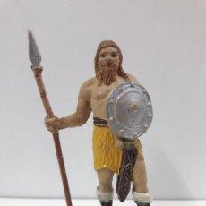 Figuras de Goma y PVC: VIKINGO . REALIZADO POR JECSAN . AÑOS 50 EN GOMA. Lote 126180795