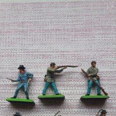 Figuras de Goma y PVC: LOTE 6 BRITAINS. Lote 126183614