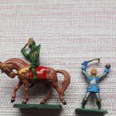 Figuras de Goma y PVC: LOTE 14 FIGURAS STARLUX. Lote 126187148