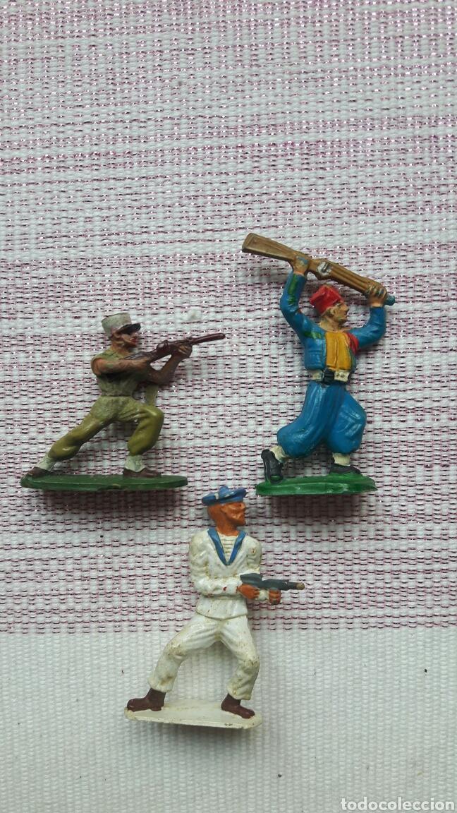 Figuras de Goma y PVC: Lote 14 figuras starlux - Foto 2 - 126187148
