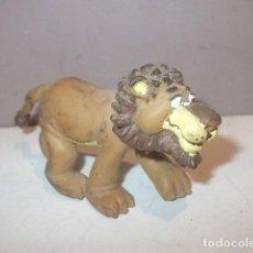 Figuras de Goma y PVC: COMICS SPAIN LEON MIEDOSO MAGO DE OZ BUEN ESTADO,BARATO. Lote 149634850