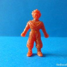 Figuras de Goma y PVC: FIGURA DE SON GOHAN - BOLA DE DRAGÓN - 1989 BS/S/TA - CRECS SORPRESA - DUNKIN - DRAGON BALL. Lote 126371515
