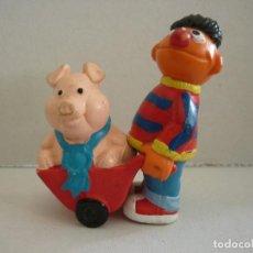 Figuras de Goma y PVC: FIGURA EPI - BARRIO SÉSAMO. JIM HENSON APPLAUSE 1993 -. THE MUPPETS TELEÑECOS. Lote 126433079