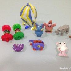 Figuras Kinder: KINDER, LOTE DE 10 FIGURAS KINDER. Lote 126486235