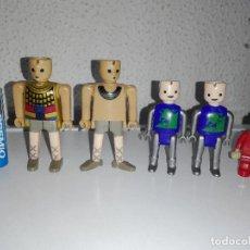 Figuras de Goma y PVC: LOTE MUÑECO FUGURA ESTILO PLAYMOBIL LEGO NCM5. Lote 126702439