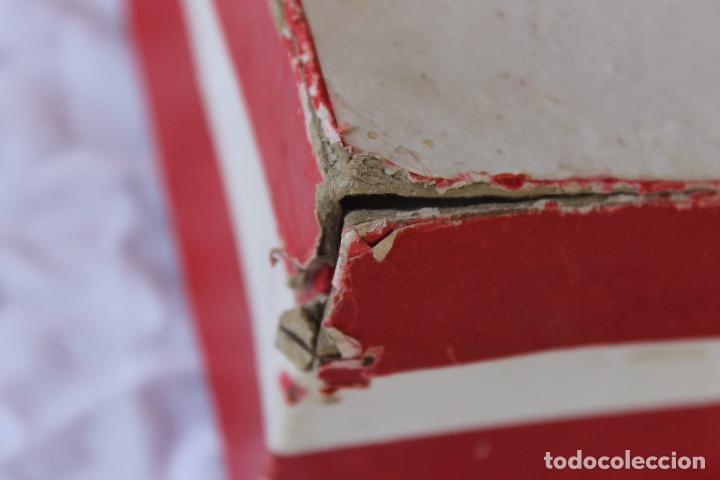 Figuras de Goma y PVC: CAJA PLAZA DE TOROS TEIXIDO, AÑOS 50. CON 10 FIGURAS ARTICULADAS. - Foto 20 - 126717427