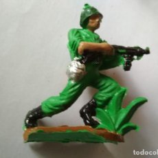 Figuras de Goma y PVC: FIGURA SOLDADO MARINE PECH. Lote 126731619