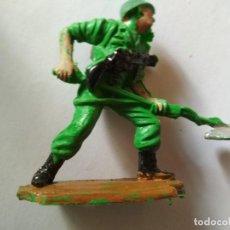 Figuras de Goma y PVC: FIGURA SOLDADO PECH HNOS. Lote 126735979