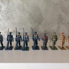 Figuras de Goma y PVC: LOTE FIGURAS VARIADAS DESFILES REAMSA. Lote 126779987