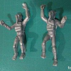 Figuras de Goma y PVC: JECSAN HOMBRES RANA ORIGINALES AÑOS 70. Lote 126785899