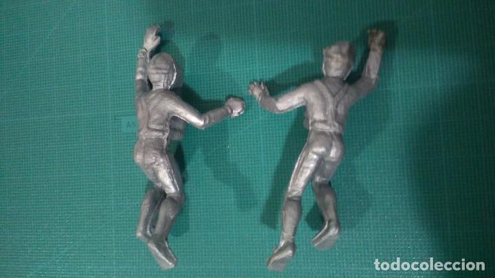 Figuras de Goma y PVC: JECSAN HOMBRES RANA ORIGINALES AÑOS 70 - Foto 2 - 126785899